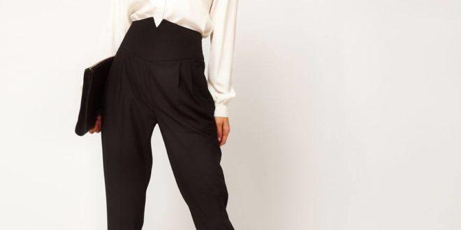 Модные женские брюки осень-зима 2019-2020 года: новинки фото
