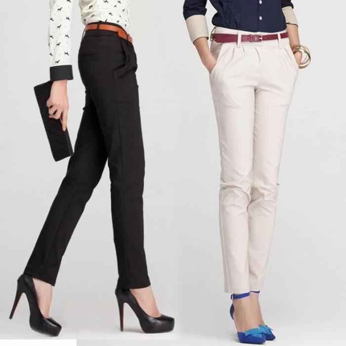 модный декор брюк