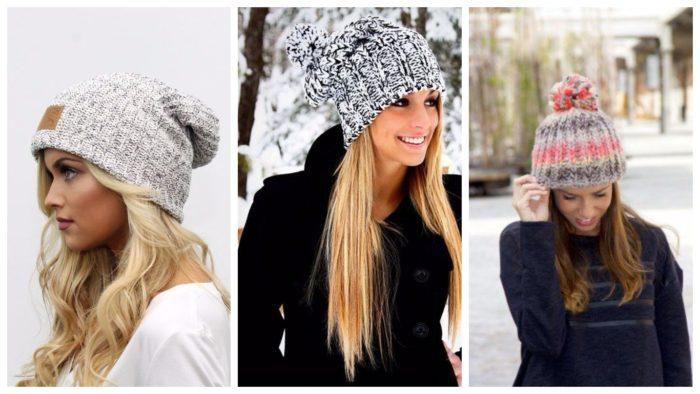 bee2c5f9cf6 Жми! Модные женские шапки и шляпы осень-зима 2019-2020  120 фото тренды