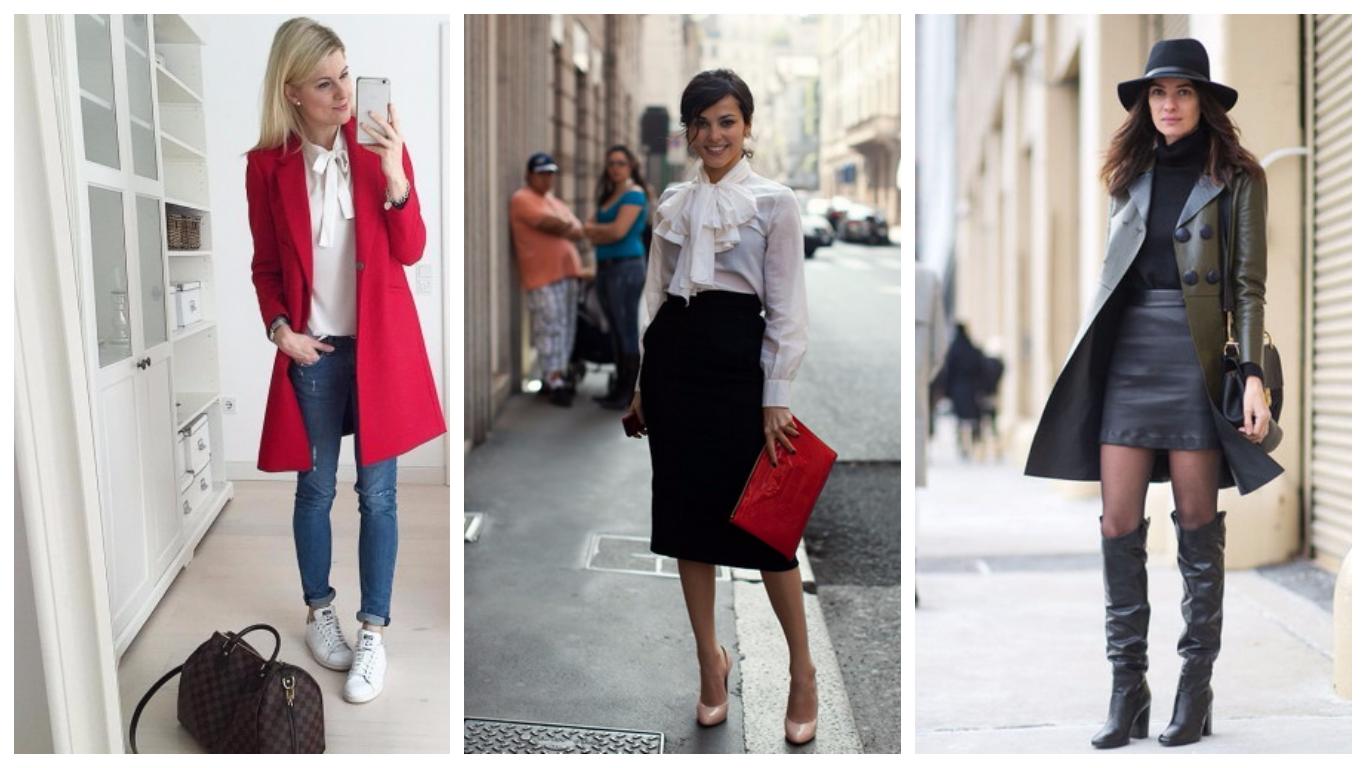Женская мода Модные тенденции в