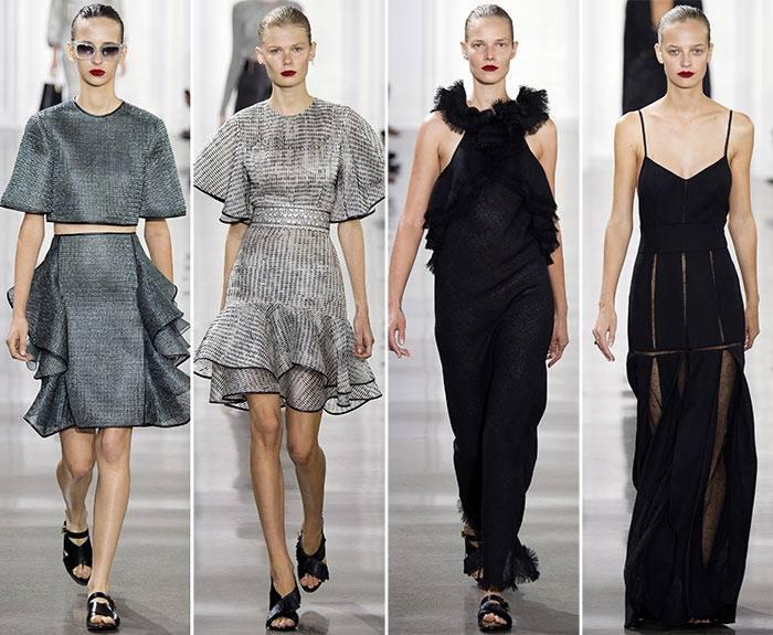 модные тенденции 2018 года: платья
