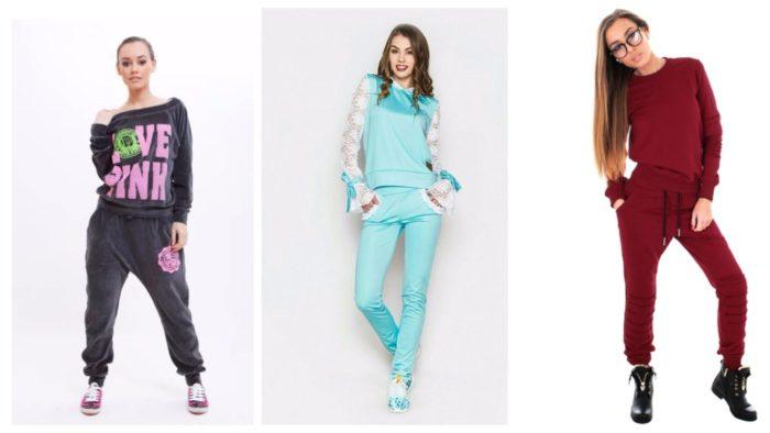 спортивный стиль: модные костюмы