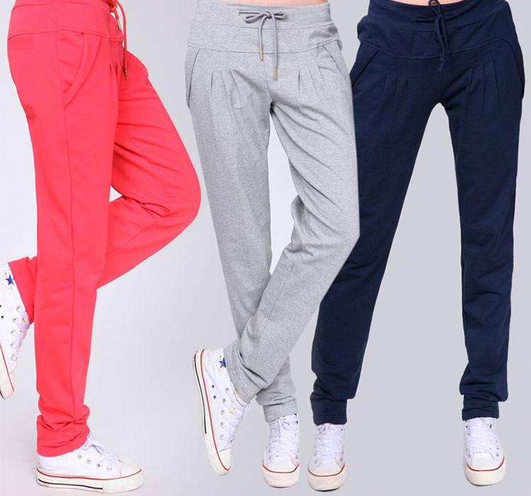 модные спортивные штаны