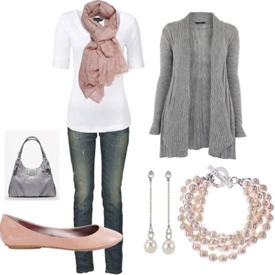Аксессуары и сумки в стиле casual