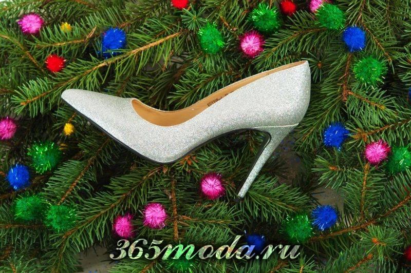 модная обувь на новый год
