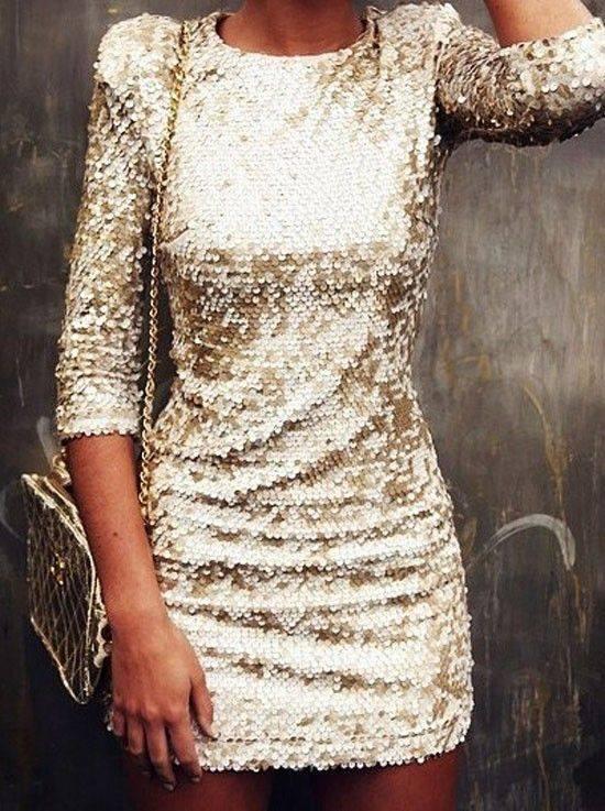 новогоднее платье украсить