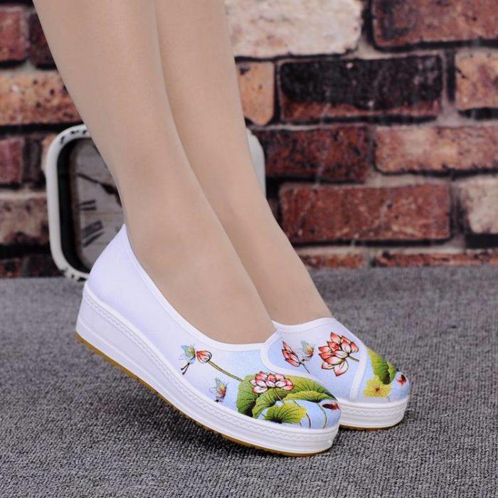 туфли для беременных