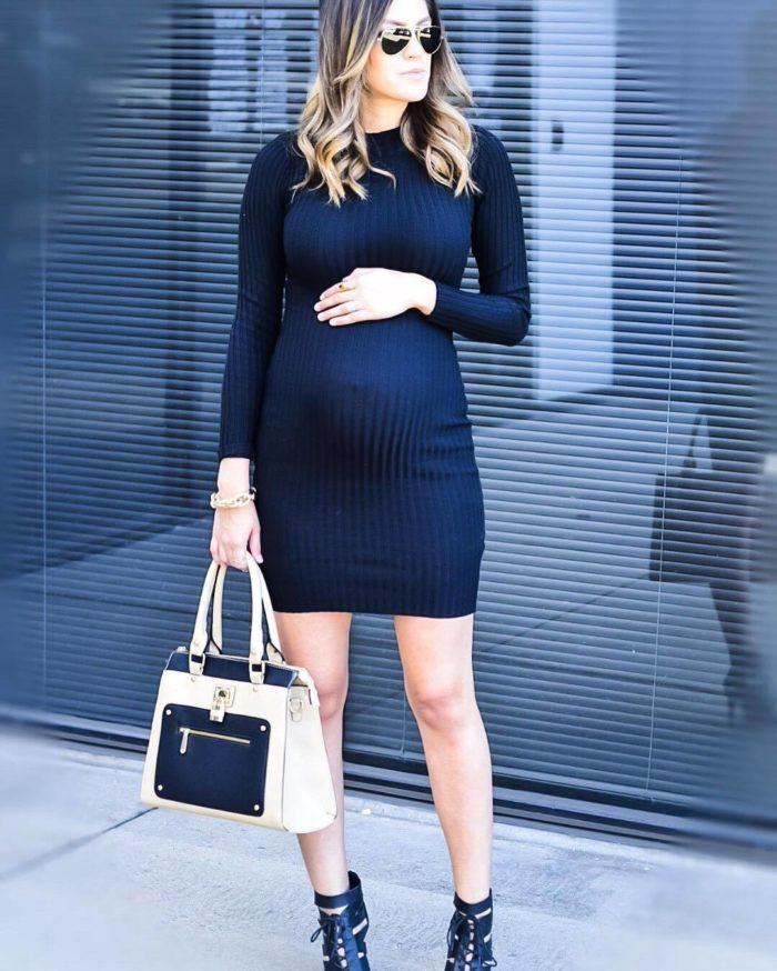 деловой лук для беременных