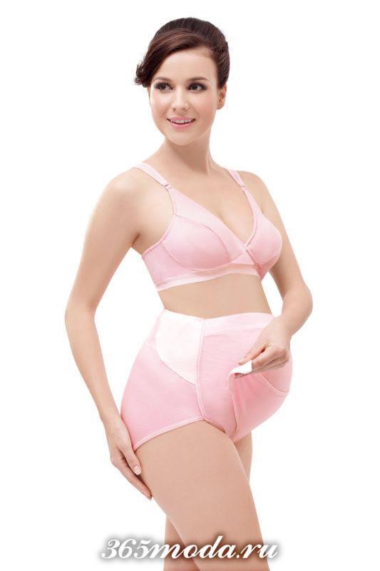 модное нижнее белье для беременных