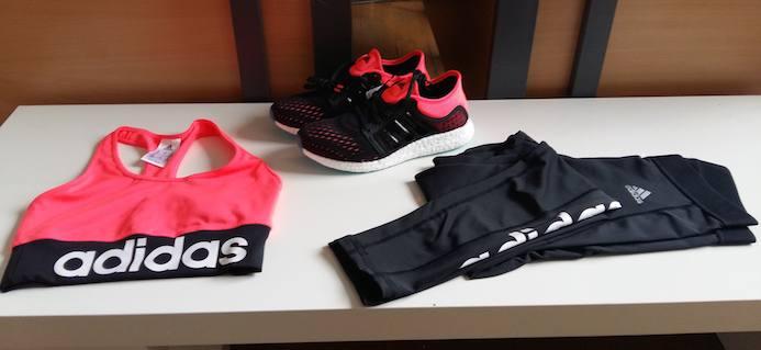 спортивная одежда от адидас