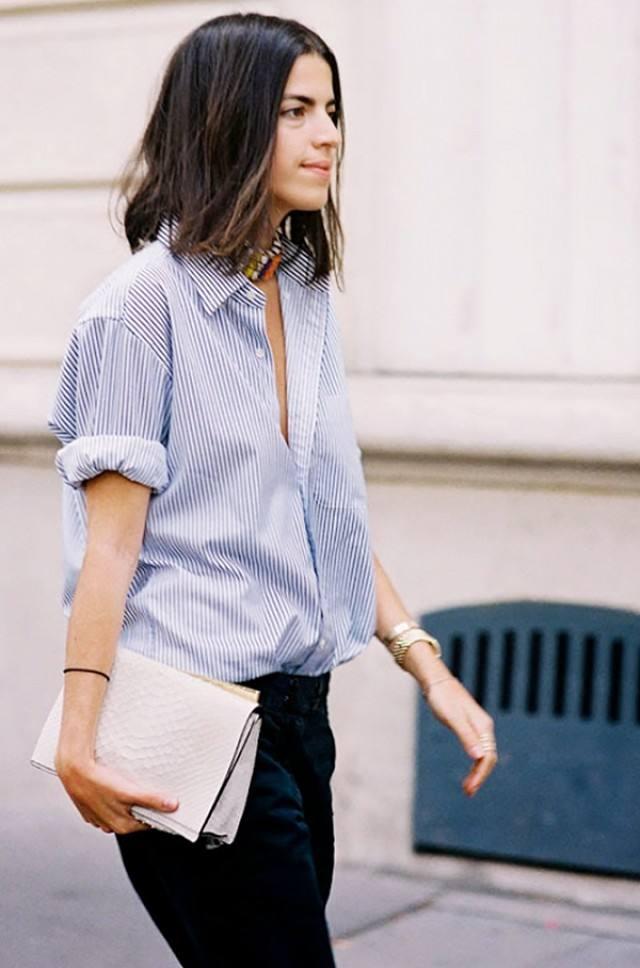 выбор модной рубашки