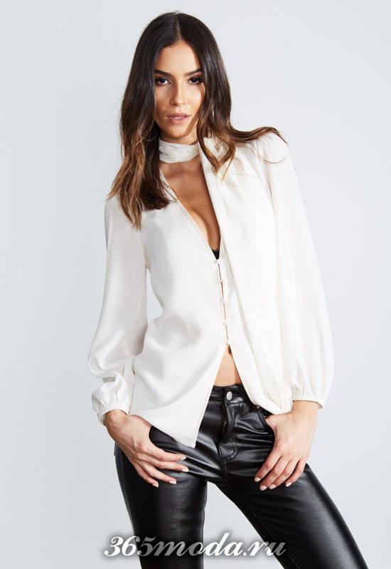 модные и стильные блузы