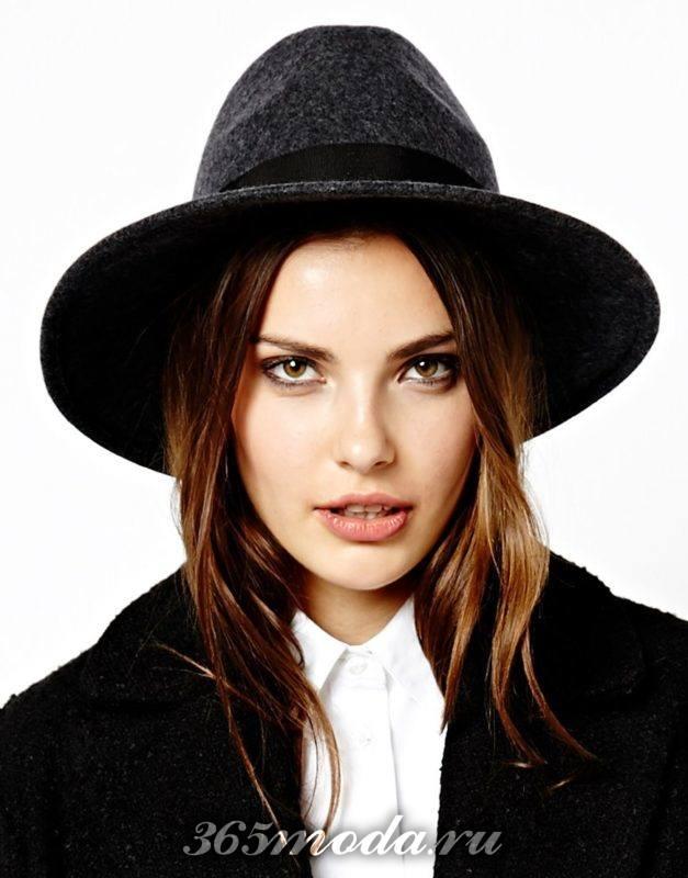 стильные шляпки сезона