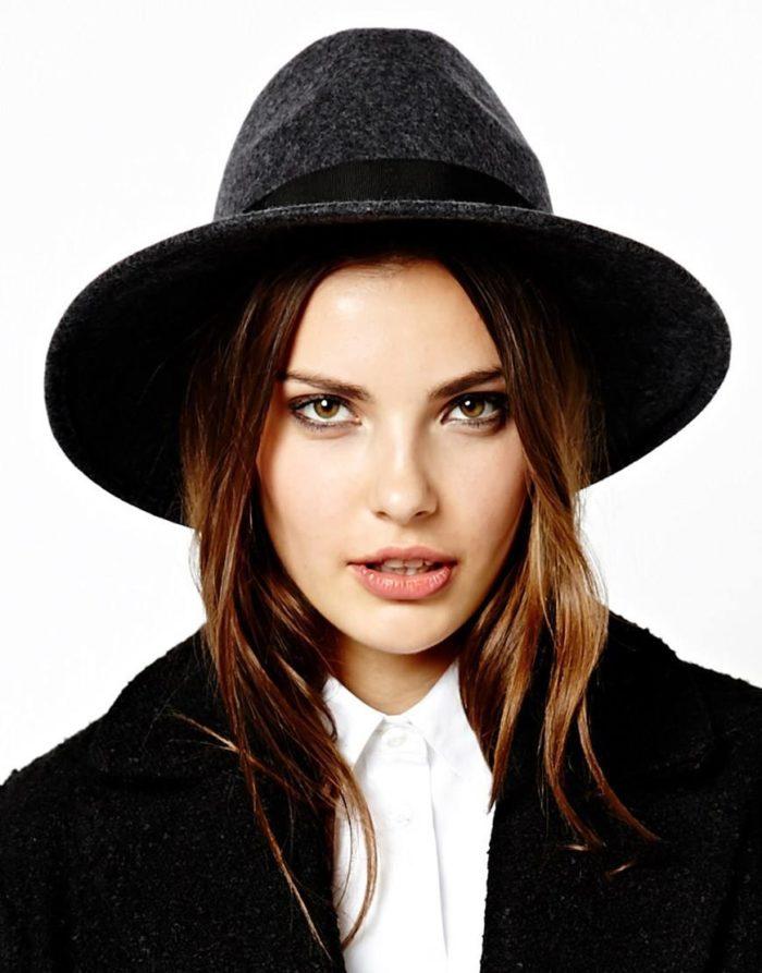 модные головные уборы осень-зима 2019-2020: шляпки сезона