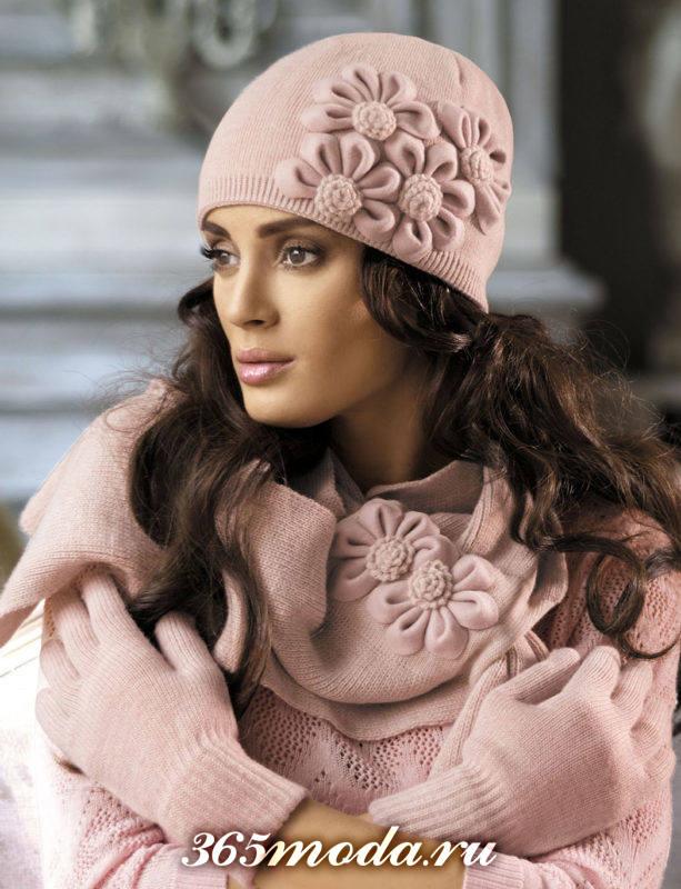 модные головные уборы осень-зима 2018-2019: красивые шапки