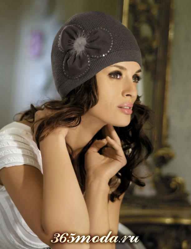 головной убор осень-зима: модный цвет для шапки