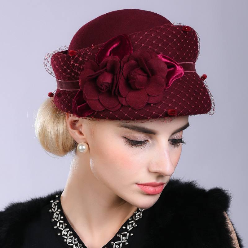 модные головные уборы осень-зима 2018-2019: шляпки