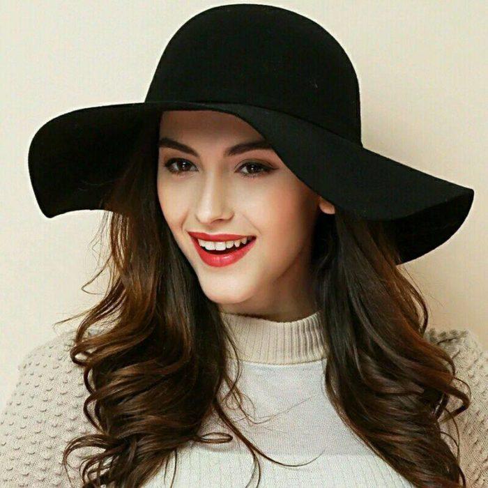модные головные уборы осень-зима 2019-2020: шляпки