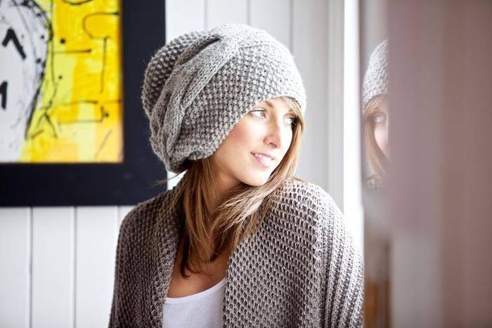 головной убор осень-зима: шапки пастельных тонов