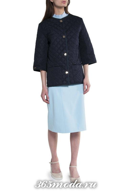 модные фасоны курток