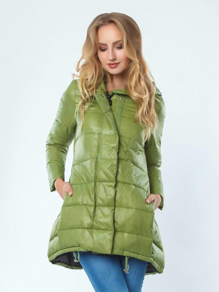 модная длина курток