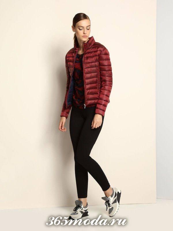 весенние модные куртки