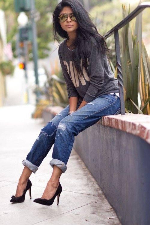 модные casual луки