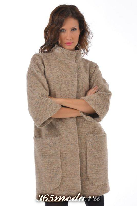 модная длина для пальто