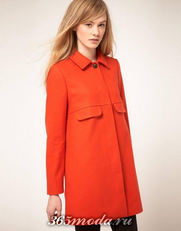 модные классические пальто