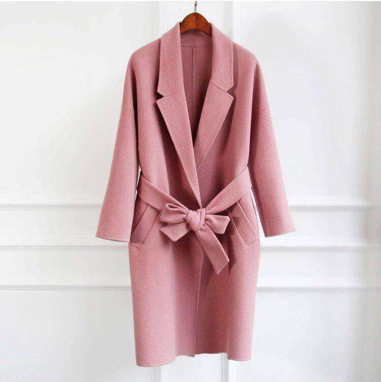модные цвета пальто