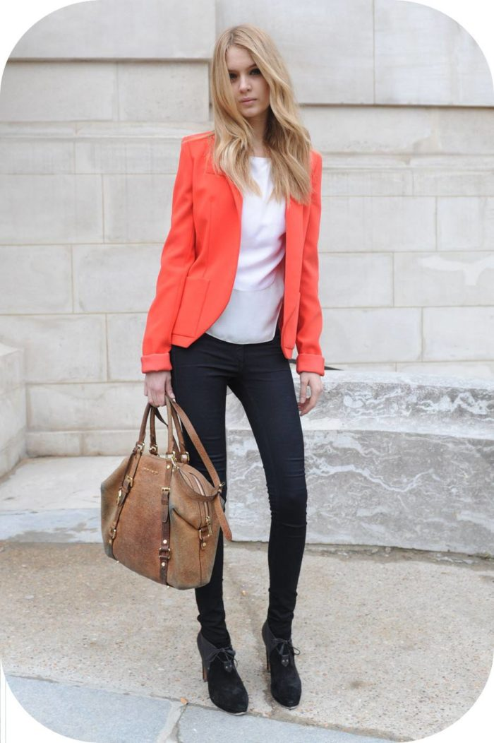 модные пиджаки: расцветки и принты