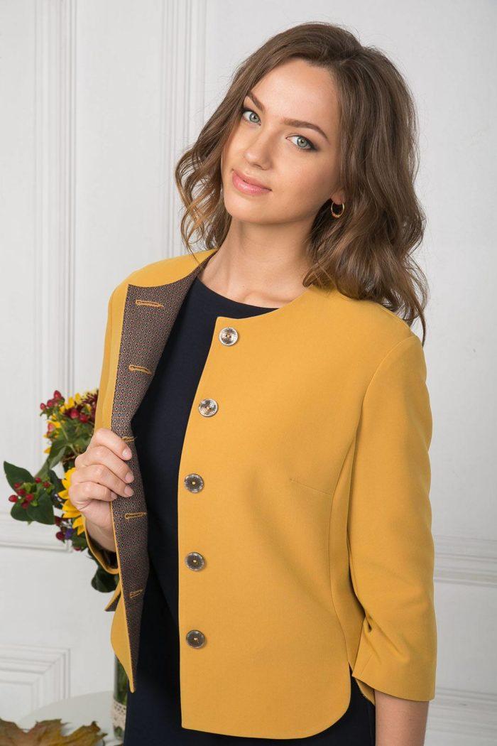 модные пиджаки 2019-2020: декор