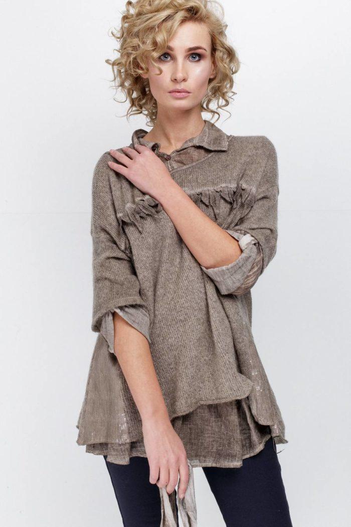 выбрать модную тунику