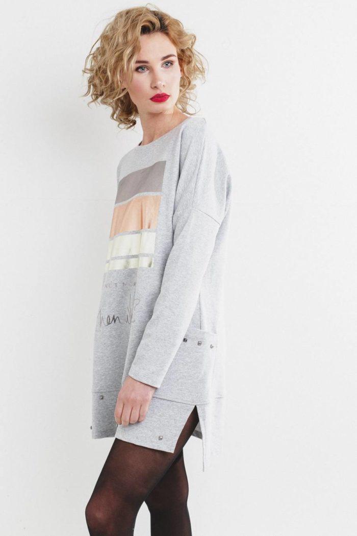 f16bb0afc58 Жми! Модные женские туники осень-зима 2019-2020  128 фото новинки