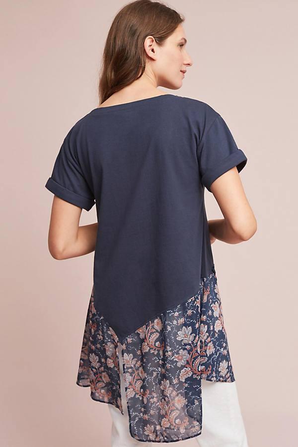 модные цвета туник
