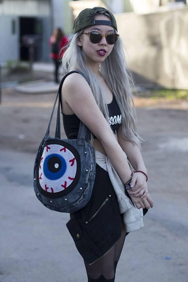 модные аксессуары в уличном стиле