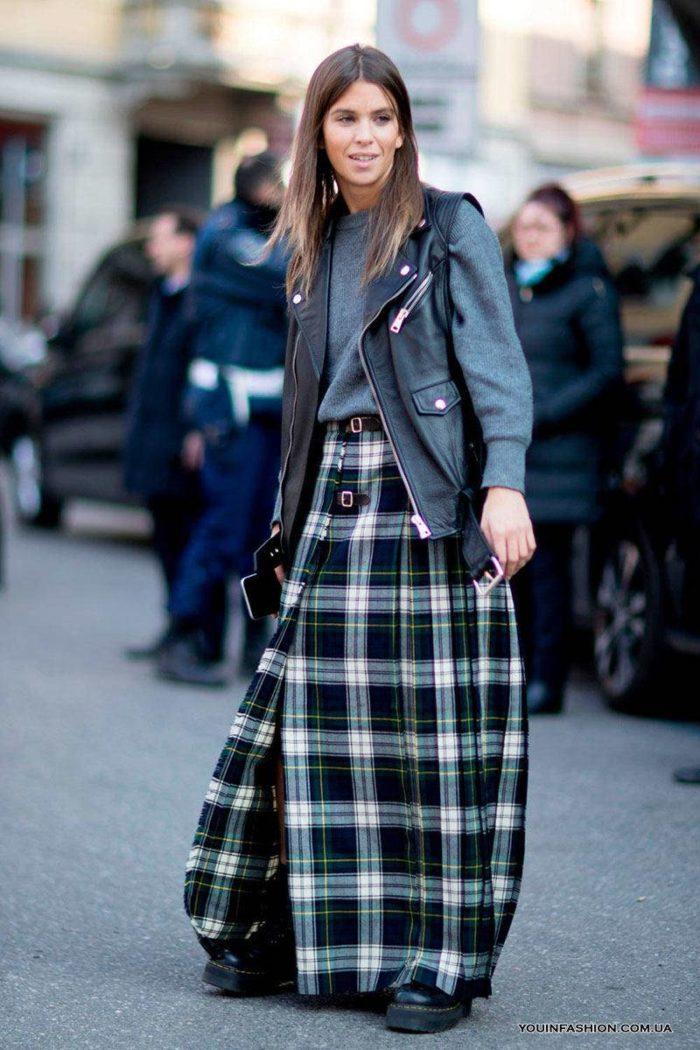 модные луки в уличном стиле