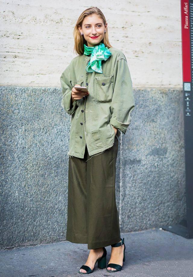 одежда в уличном стиле