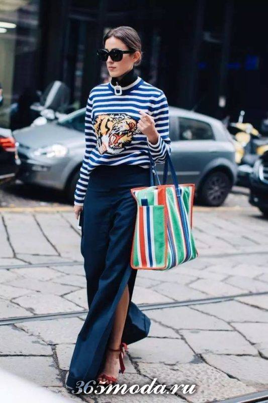 модные сумки в уличном стиле