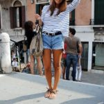 Фото модных образов уличной моды весна-лето 2018 года: новинки