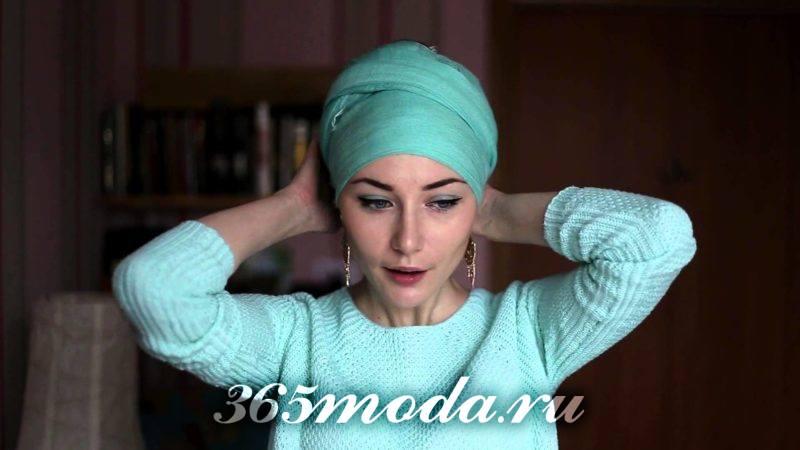 модные тюрбаны сезона