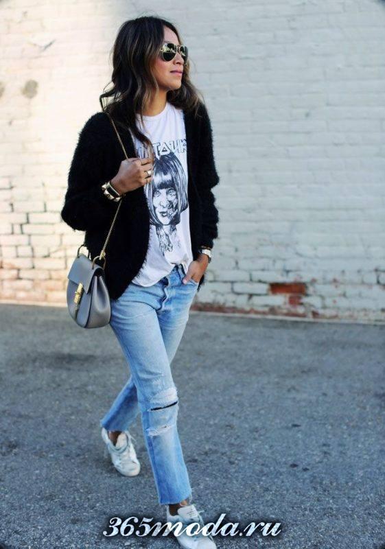 модные джинсы сезона