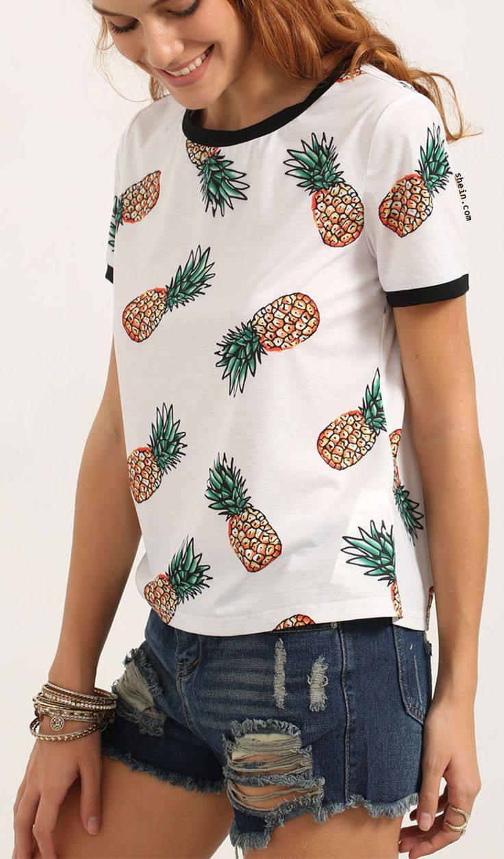 Модные принты футболок 2018
