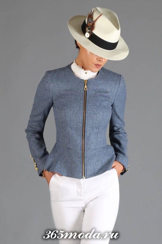 модные пиджаки сезона