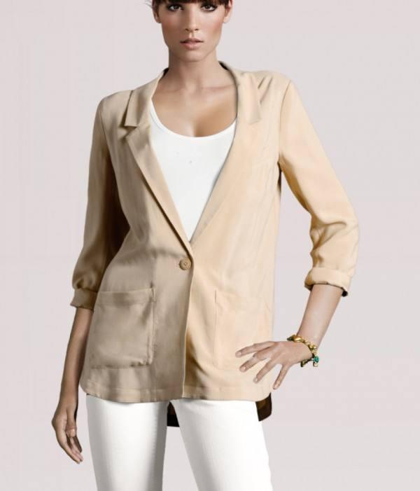 модные пиджаки пастельных тонов
