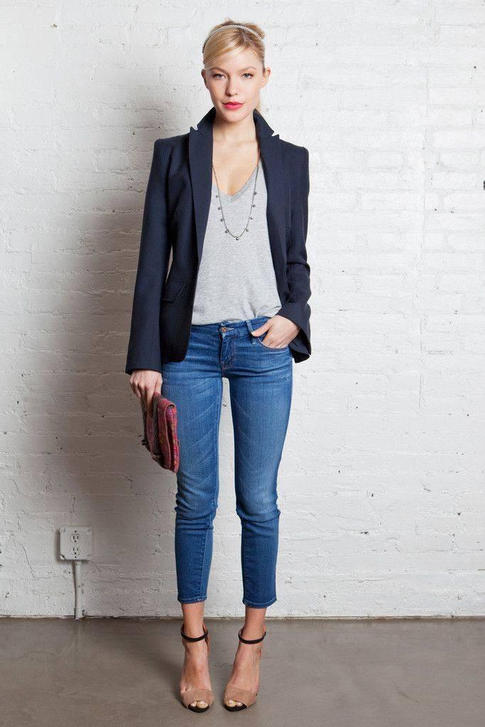 модная длина пиджаков и жакетов
