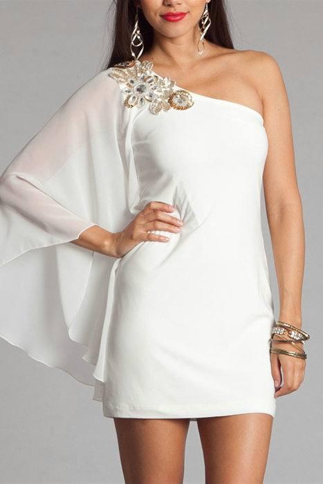 модный декор выпускных платьев