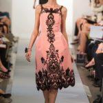 Модные платья весна-лето 2018 новинки фото