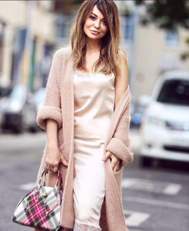 модное платье пижама