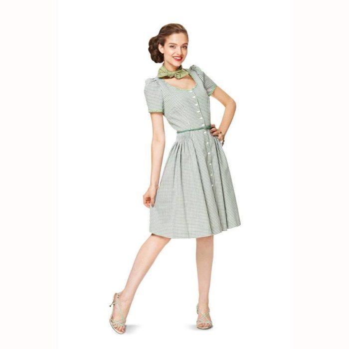 модные повседневные платья весна-лето 2019